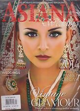 Asiana International Boda Revista, Inglés Quarterly Estilo Vol.7 #4 2014