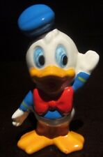 RARE Disney Baby Toddler Donald Duck Ceramic Porcelain Figure Statue Display