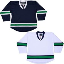 Vancouver Canucks NHL Style Replica Hockey Jersey with NAME & NUMBER