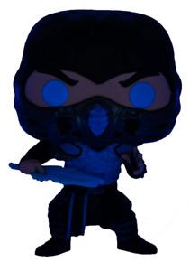 Mortal Kombat (2021) - Sub-Zero Glow in the Dark Pop! Vinyl Figure NEW - pre