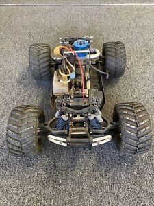Team Associated Gas Power Nitro RC Car Sold As-Is Untested