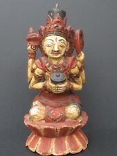Statuette en Bois sculpté, mythologie de BALI INDONÉSIE