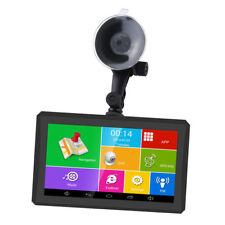 Car Cam Dash Camera Driving Recorder GPS Navigation LCD Android Player WiFi