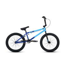 "2019 DK Aura 18"" BMX Bike Dark Blue & Light Blue Complete BMX Bicycle"