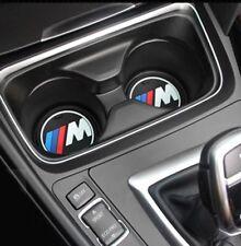 NEW BMW 1 2 3 4 SERIES 66mm M SPORT CUP HOLDER ANTI-SLIP MAT PAD F20 F30 F22 F32