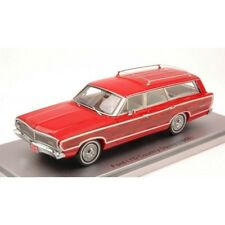 KESS MODEL KS43015001 FORD LTD COUNTRY SQUIRE 1968 RED 1:43 MODELLINO DIE CAST