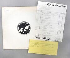 """Rock Around The World 178 - Stevie Wonder Part 2 - RATW 178 - 12"""" Vinyl LP"""