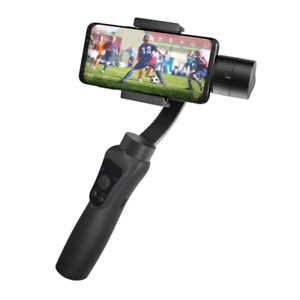 Smooth 3-Axis Handheld Gimbal Stabilizer For Smartphone iPhone Samsung AU Stock
