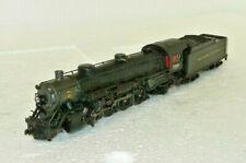 Bachmann N Scale DCC Compatible Baltimore & Ohio 4-8-2 #7009