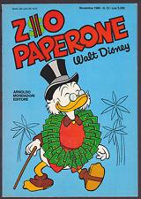 ZIO PAPERONE N. 13 - WALT DISNEY