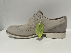 ROCKPORT WINGTIP CH8672 STONE CASUAL MEN SHOES