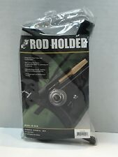 Sports Rod Holder Adjustable Strap Fits Most All Float Tubes and Pontoon Boats