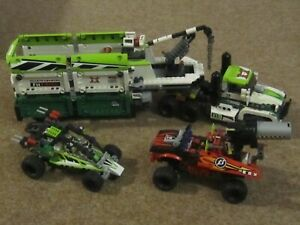 LEGO Desert of Destruction Set 8864 (Great Condition) No Manual Or Box