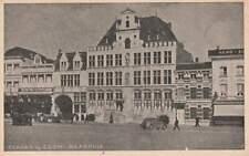 Ansichtkaart Nederland : Bergen op Zoom - Raadhuis (boxa0053)