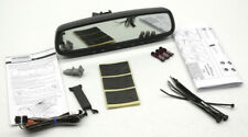 OEM Hyundai Tucson Interior Rear View Mirror with Homelink and Compass