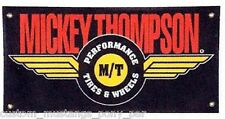 Mickey Thompson Banner Flag ET Drag Drift Race 4x4 Street Radial Claw ATZ MTZ V8