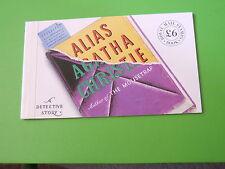 GB PRESTIGE BOOKLET DX12 ALIAS AGATHA CHRISTIE