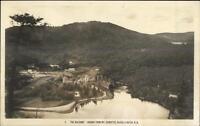 White Mtns Gloriette Dixville Notch The Balsams c1910 Real Photo Postcard