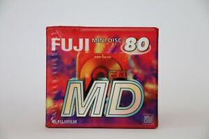 Fuji MD 80min, Mini Disc, OVP, NOS