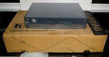 KRAMER, Composite & S-Video to HDMI Scaler, VP-418. '' NEW & SEALED''
