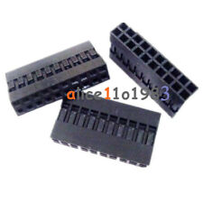 20PCS Dupont Connector Housing Female Connector 2.54mm 2,54mm 2x10Pin