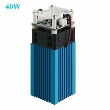 40w Blue Laser Head Moudle 450nm For Cnc Cutter Printer Engraving Machine Usa