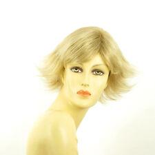 Perruque femme longue blond méché blond très clair AMBRE 15t613
