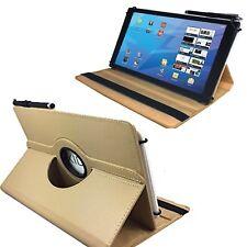 Tablet Tasche für HUAWEI MediaPad M2 Premium Hülle Etui Beige 10.0 Zoll 360