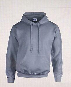 Gildan New  Quality Hoodies 4 colours  Heavy Blend Adult Hooded Sweatshirt