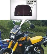 YAMAHA TDR250 FAIRING COWL SCREEN DECAL 2-PIECES