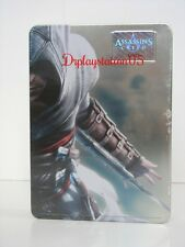 Assassins creed game Tin Tin Box Brand New and Sealed(GAME ARE NOT INCLUDED)
