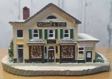 1990 Norman Rockwell sculpture Main Street The Country Store Rhodes Studios