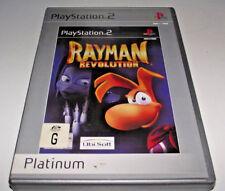 Rayman Revolution PS2 PAL (Platinum) *Complete*
