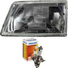Scheinwerfer links Peugeot 205 Bj. 83-96 H4 inkl. Philips Lampen
