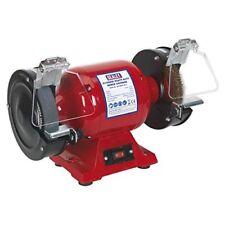 Sealey Grinder 150 millimetri Panca con Wheel 450w/230v Wire Heavy-duty (emq)