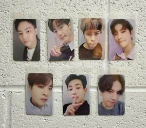 GOT7- BREATH OF LOVE : LAST PIECE   WITHDRAMA OFFICIAL PHOTO CARD