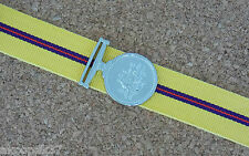 IRAQ MEDAL MINIATURE WITH 10CM  RIBBON EXCELLENT REPRODUCTION OF THE ORIGINAL