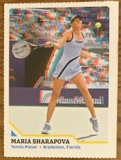 MARIA SHARAPOVA, 2006 SPORTS ILLUSTRATED FOR KIDS CARD, TENNIS STAR !
