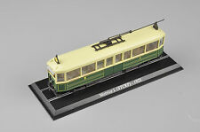 Diecast 1:87 Atlas Tram Model Motrice L (STCRP )1923 Collection Toy Xmas Gift