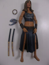 Stargate Atlantis Athosian Teyla Previews Exclusive Complete Diamond Select Fig