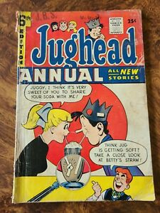 Jughead Annual 6 1958 Archie Comics Veronica Silver Age Teen Humor