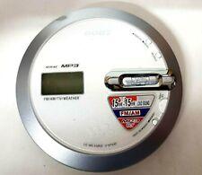 """Sony CD Walkman D-NF430"" - ATRAC MP3 FM/AM/TV/Weather / CD-R/RW"