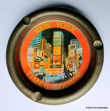 Vintage Style Ash Tray - New York, Times Square Ashtray - Broadway
