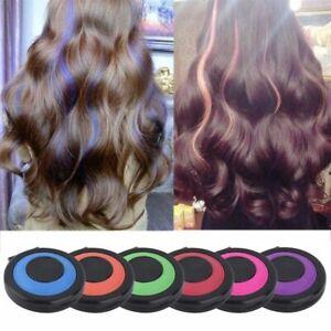 1pcs/set Girls Hair Dye Powder Temporary Hair Color Crayons Styling Hair Chalk