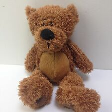 "Mothercare Brown Teddy Bear 10"" Comforter Soft Toy"