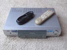 JVC hr-s9850 High-End S-VHS VIDEOREGISTRATORE et, con FB, 2 ANNI GARANZIA