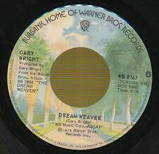 GARY WRIGHT 45 TOURS CANADA DREAM WEAVER