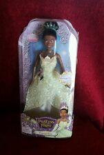 Disney The Princess and The Frog Princess Tiana Doll  NIB
