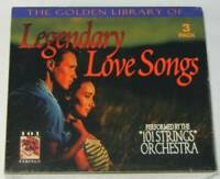 The Great Love Songs - Audio CD By 101 Strings Orchestra - VERY GOOD