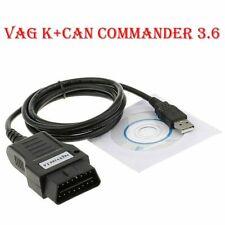Câble de diagnostic USB VAG K+CAN Commander 3.6 OBD OBD2 II Skoda/Seat/Audi/VW